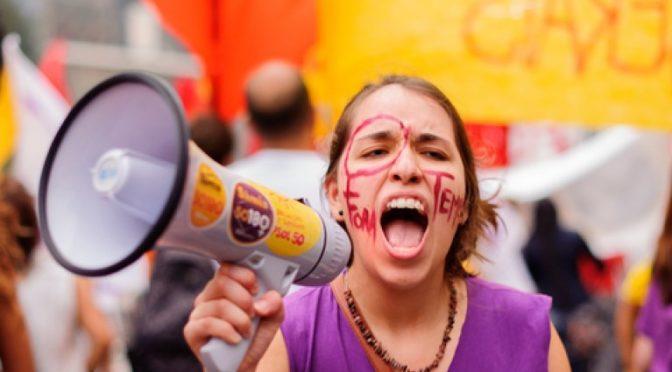 Grève féministe le 8 mars : actions, rassemblements, manifestations.