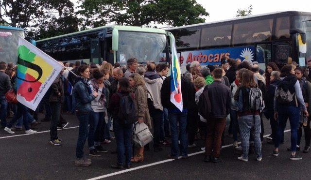 18 mai : Monter en bus à la manif à Paris contre la loi Blanquer.